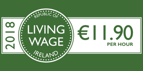 living wage minimum essentials budget for ireland