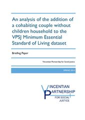 Addition of a cohabiting couple without children to the MESL dataset