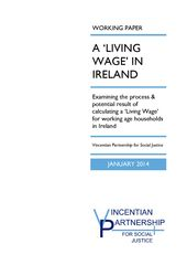 A 'Living Wage' in Ireland