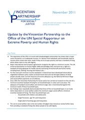 Office of the UN Special Rapporteur on Extreme Poverty and Human Rights